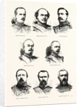 French Commanders by Anonymous