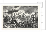 Fight the 10th Bavarian Battalion of Hunters against the Turcos in the Vineyards of Wissembourg the August 4 1870 by Anonymous