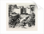 Entry of the Castle of Schaffenbourg, on the Geisberg after the Battle of 4 August 1870 by Anonymous