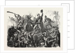 A Gun at Worth in the Evening of August 6 1870 by Anonymous