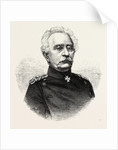 General Steinmetz, 1796 - 1877, German by Anonymous