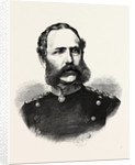 Albert, Prince of Royal Saxony, Commander of the 4th German Army (Army of the Meuse), Engraving 1870 by Anonymous