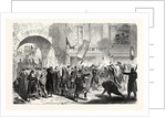 French Prisonnniers Leaving Sedan September 2 1870 by Anonymous