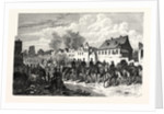 General Werder in Strasbourg, September 30 1870 by Anonymous