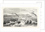 Battle of Noisseville 31 August 1870 by Anonymous