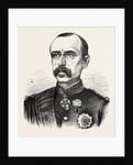Faidherbe General, Commander in Chief of the Northern French Army, Engraving 1870 by Anonymous