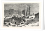 Battle Near Quesnel, November 23 1870 by Anonymous