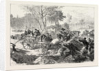 Attacked by France-Shooters 1870 by Anonymous