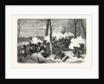 Bourget Defence by French Sailors on 24 December 1870 by Anonymous