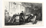 Council of War at the Hotel the Prefecture at Versailles the December 6, 1870 by Anonymous