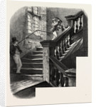 Eton, Staircase to the Upper School by Anonymous