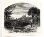 Eton, from the Slough Road by Anonymous