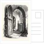 Chamber in Warwick Church by Anonymous