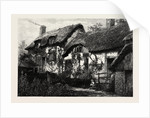 Anne Hathaway's Cottage, Stratford Upon Avon, Stratford-Upon-Avon by Anonymous