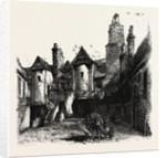 Edinburgh: The White Horse Hostel, Scotland by Anonymous