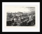 Edinburgh from Calton Hill, Scotland by Anonymous