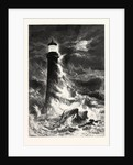 Eddystone Lighthouse by Anonymous