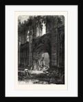 Glastonbury Abbey by Anonymous