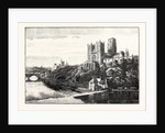Durham Cathedral and Castle by Anonymous