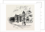 Ingestre Hall by Anonymous