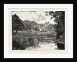 Haddon Hall, from the Wye by Anonymous