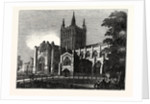 Hereford Cathedral by Anonymous