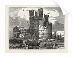 Caernarvon Castle, North Wales by Anonymous