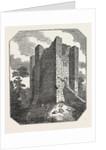 Conisborough Castle, Yorkshire by Anonymous