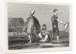 Inhabitants of the Steppes of Asiatic Tartary by Anonymous