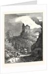 Knaresborough Castle, Yorkshire by Anonymous