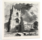 Bangor Cathedral by Anonymous