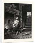Cinderella, after Lejeune by Anonymous