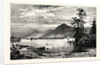 Fourteen-Mile Island, Lake George by Anonymous