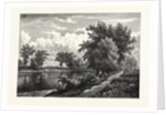 Esopus Creek, Near Kingston, New York by Anonymous