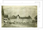 Castle Gorgeny Szt. Imre 1891 by Anonymous