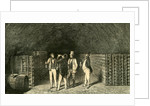 Caves France 19th Century by Anonymous