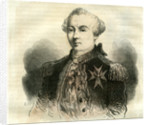 Comte D'Estaing France 19th Century by Anonymous