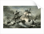 Island of Grenade July 1779 by Anonymous