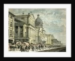 Bonsecours Market France 1858 by Anonymous