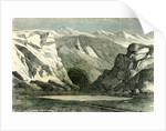 Apurimac River Source 1869 Peru by Anonymous