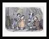 Juvenile Fancy Ball Paris Children 1847 by Anonymous