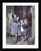 Children and the Saturday's Purchase 1891 by Anonymous