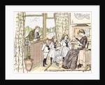 In Love with the Governess in Britain 1892 by Anonymous