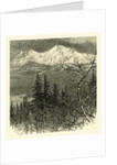 Mount Shasta, 1891 by Anonymous