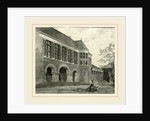 The Law School Harvard, 19th century, America by Anonymous