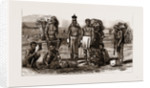 A Group Of Nagas, The Tribe By Whom Lieut. Holcombe Was Murdered by Anonymous