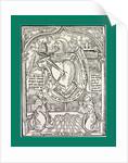 Augustinus. Basel, Joh. de Amerbach, 1495 by Anonymous