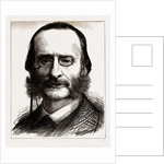 Jacques Offenbach, 1880 by Anonymous