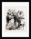 Georgia, A Domestic Quarrel, 1880 by Anonymous
