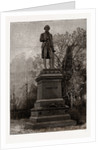 Statue of Alexander Hamilton, Central Park by Anonymous